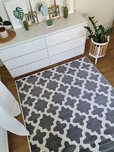Ковер Creative Carpets - machine made Scandinavian TRELLIS 81161-37