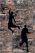 Ковер KOLIBRI для подростка Basketball MANGO 11146-186